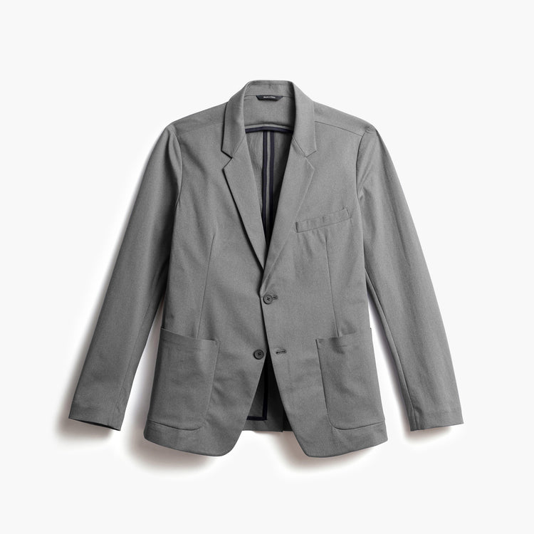 Men's Kinetic Blazer - Slate Grey