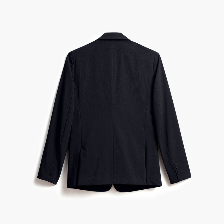 Men's Velocity Suit Jacket - Black