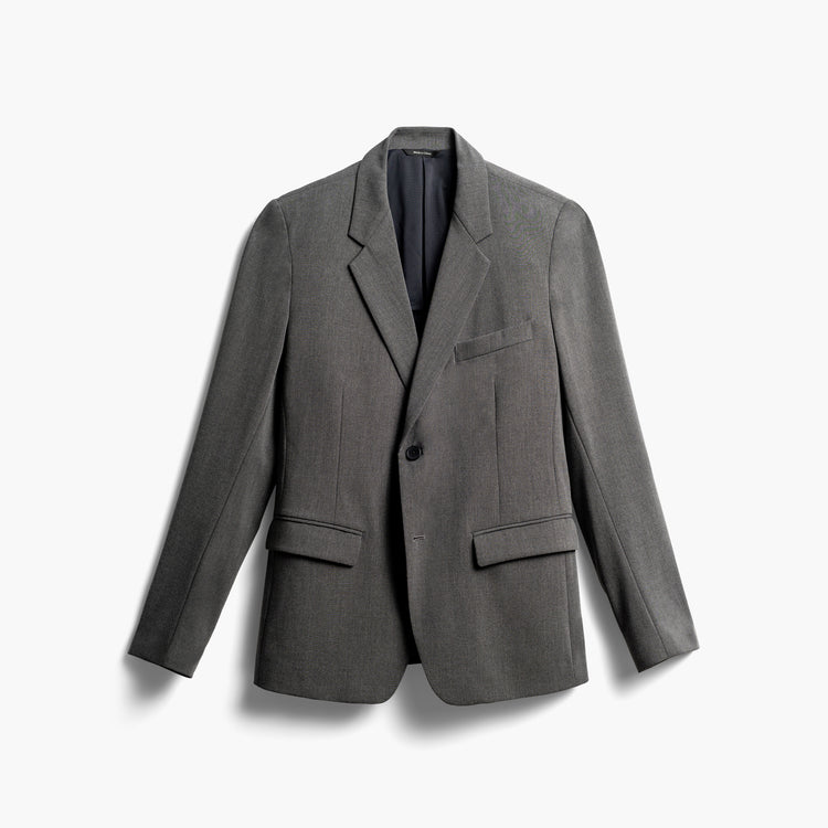 Men's Velocity Suit Jacket - Charcoal