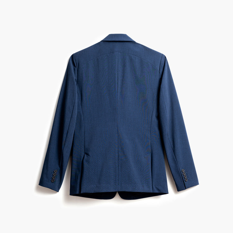 Men's Velocity Suit Jacket - Indigo Heather