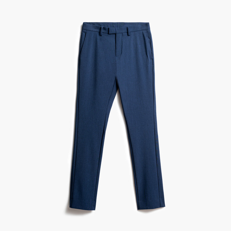 Men's Velocity Dress Pant - Indigo Heather