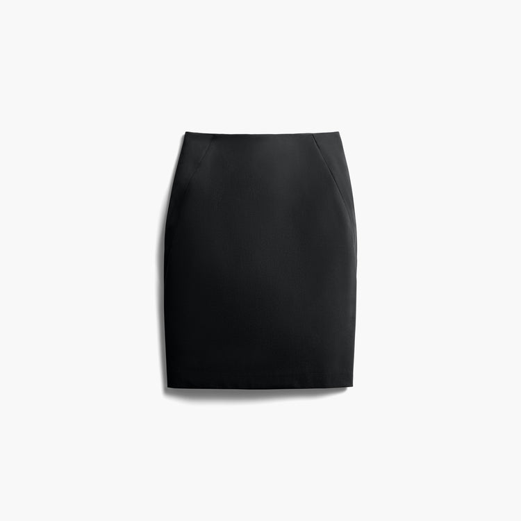Women's Kinetic Pencil Skirt - Black