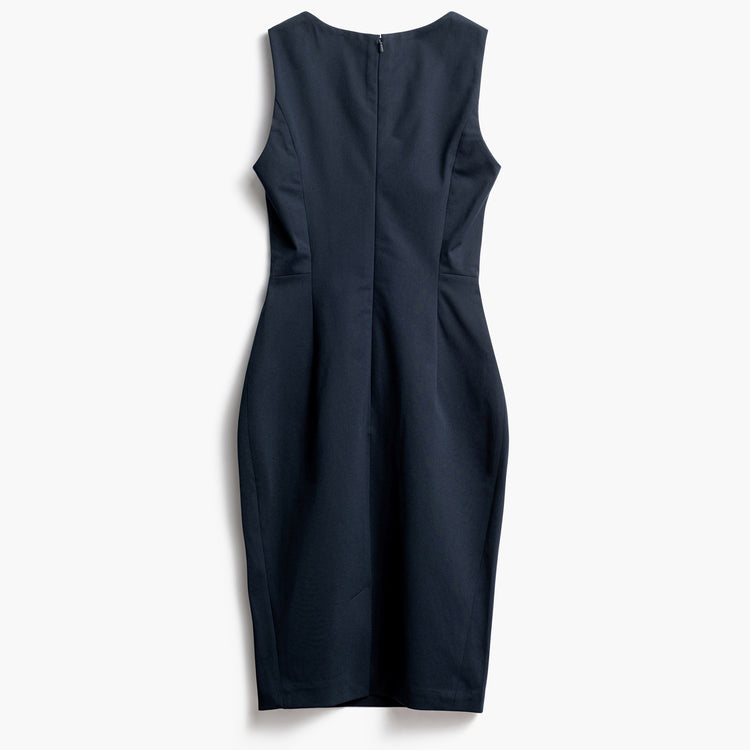 Women's Kinetic Sheath Dress - Navy