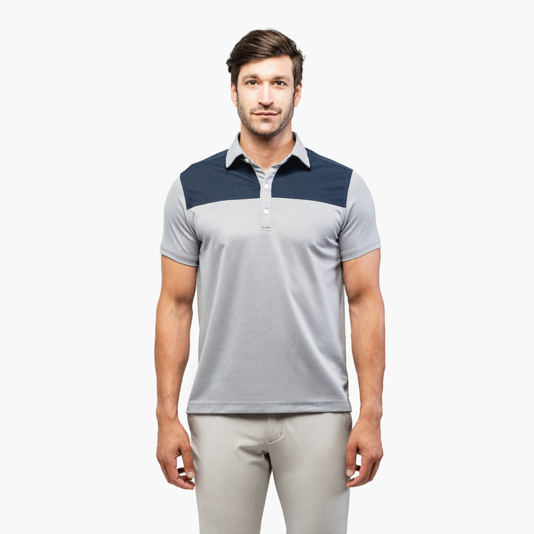 Apollo Polo - Blue Block