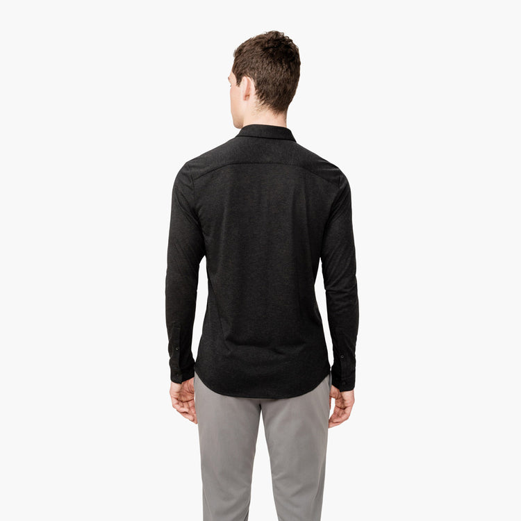 Men's Composite Merino Shirt - Black