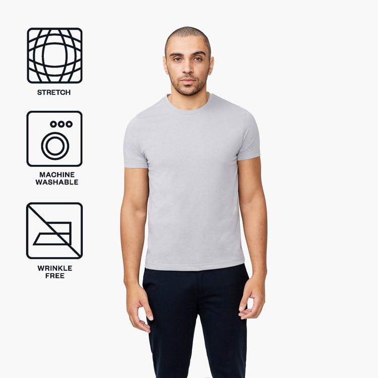 Men's Composite Tee - Grey