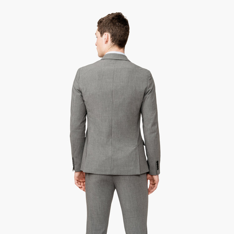 Men's Velocity Suit Jacket - Grey