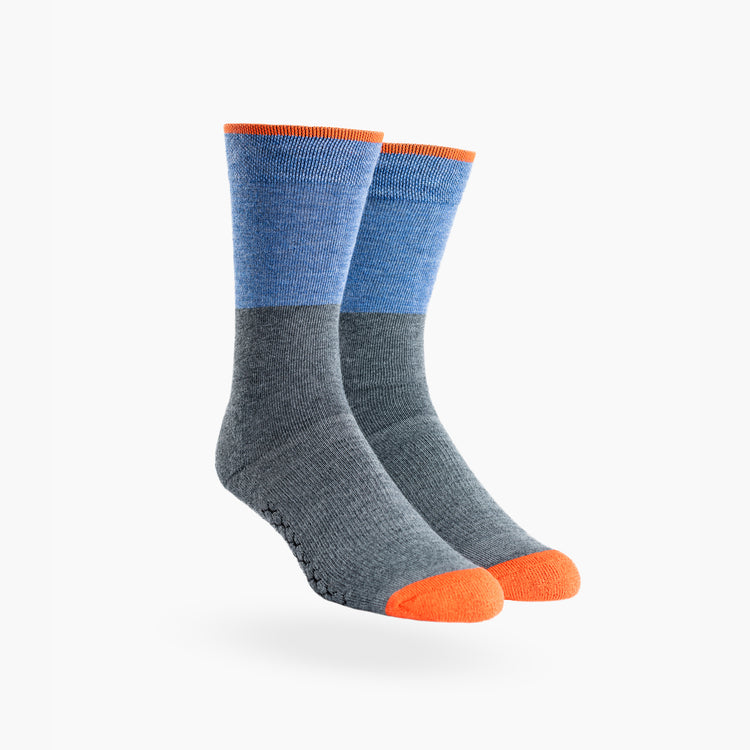 Atlas Dress Sock (AL6) - Blue Horizon