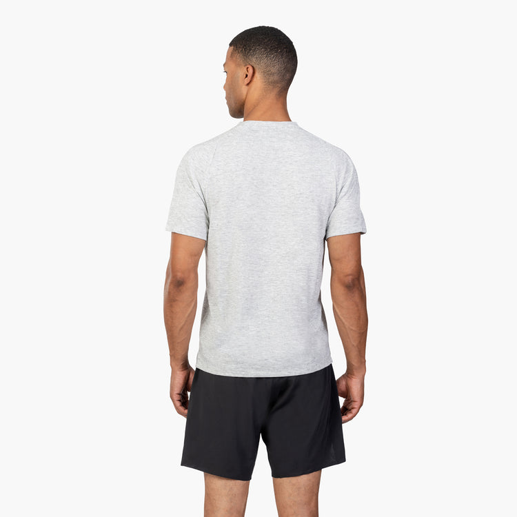 Men's Labs Active Tee - Light Grey