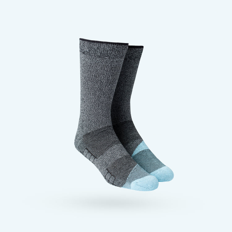 Atlas Dress Sock - Blue Ascent