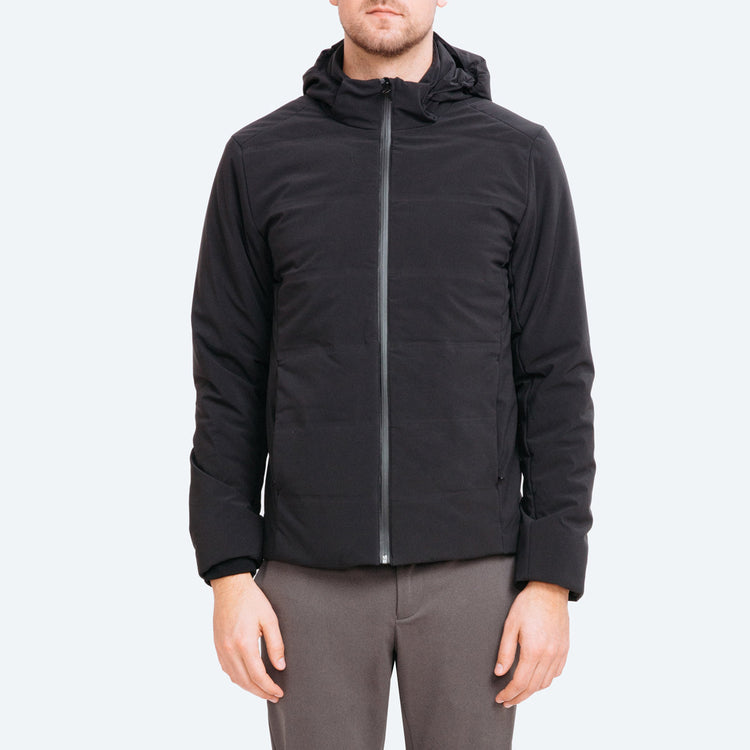 Men's Mercury Intelligent Heated Jacket - Black