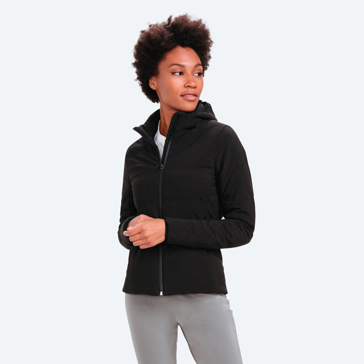 Women's Mercury Intelligent Heated Jacket - Black