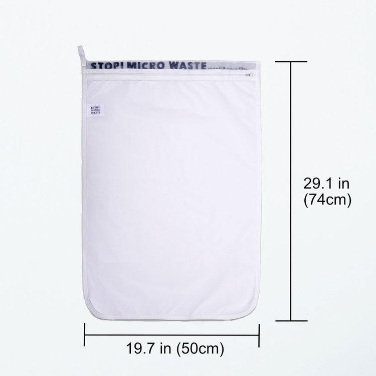 Guppyfriend Wash Bag - White