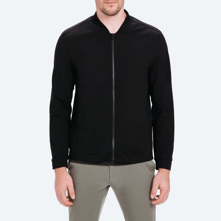 Going Places Bomber - Black