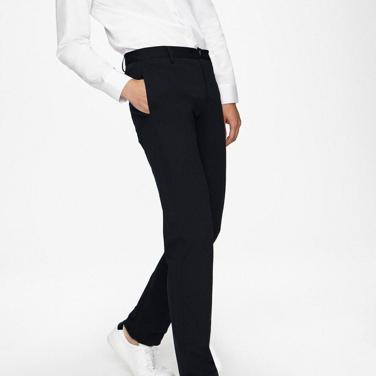 Going Places Pant - Navy Blue