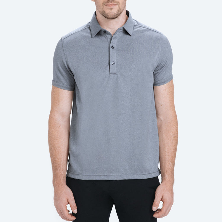 Apollo Polo - Cool Grey