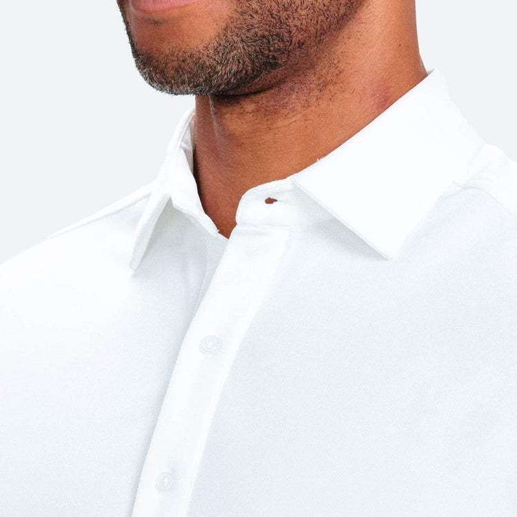 Apollo 4 Polo - White