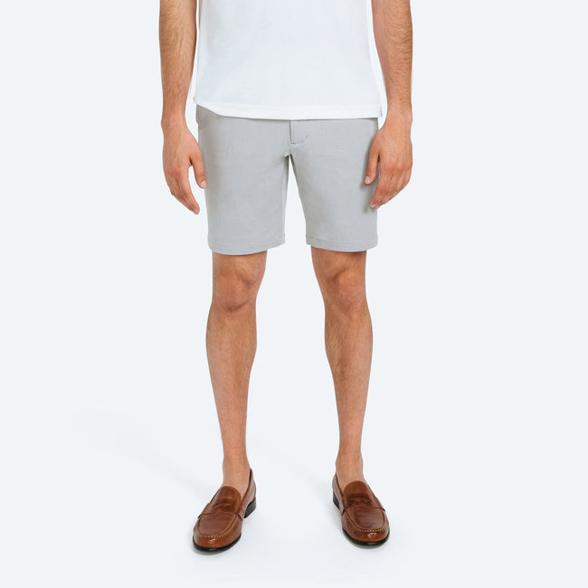 38d162dd5d Men's Shorts | Momentum Chino Shorts | Stone | Ministry of Supply
