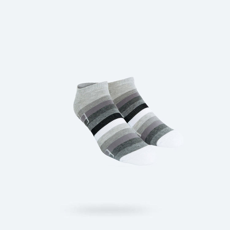 Atlas Ankle Sock - Lunar Stripe