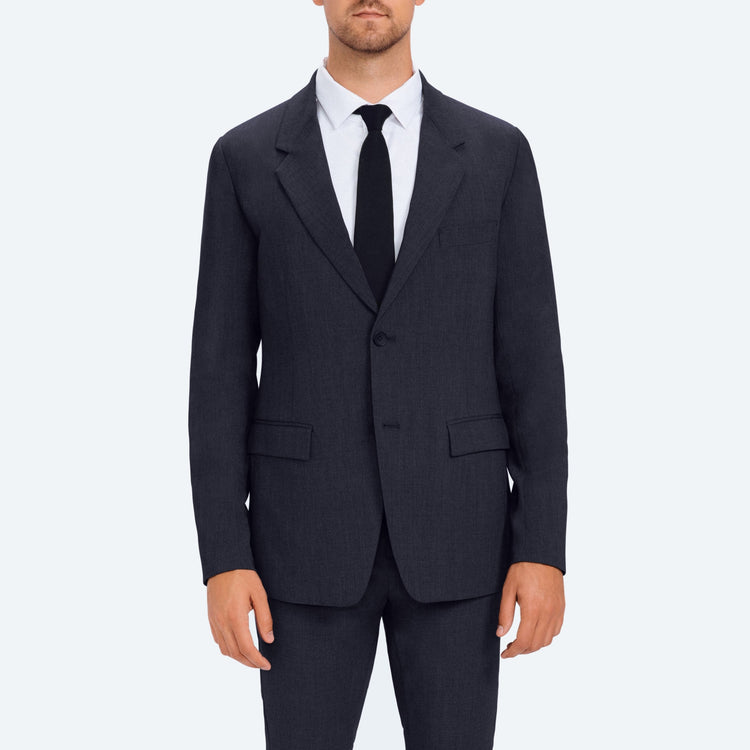 Men's Velocity Suit Jacket - Navy