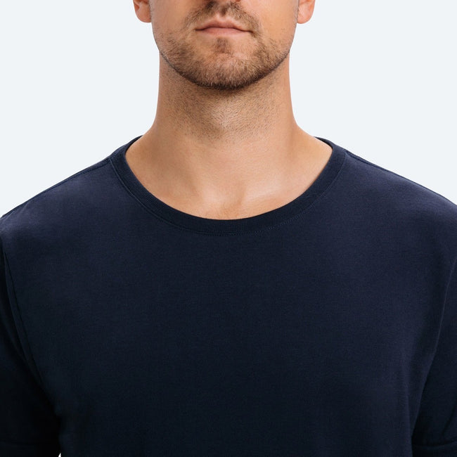 Atlas Tee - Navy