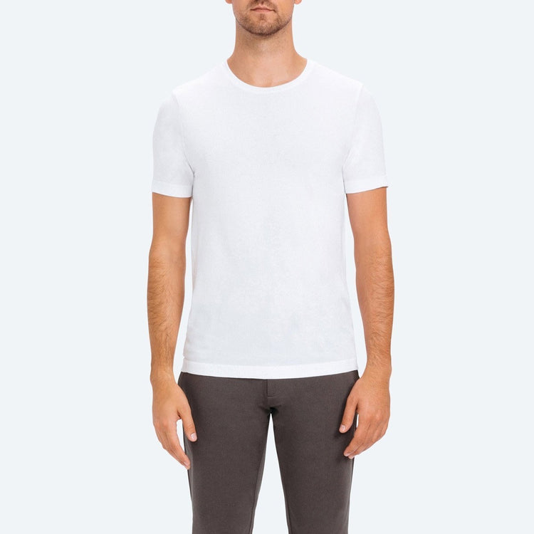 Atlas Tee - White (AT5)