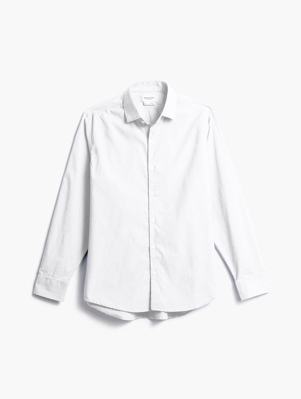 Men's Aero Dress Shirt - White