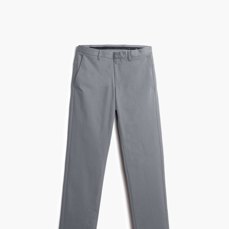 Men's Kinetic Pant - Grey Heather Hemmed