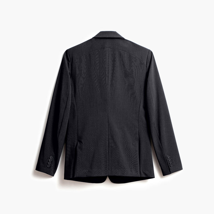 Men's Velocity Suit Jacket - Dark Charcoal