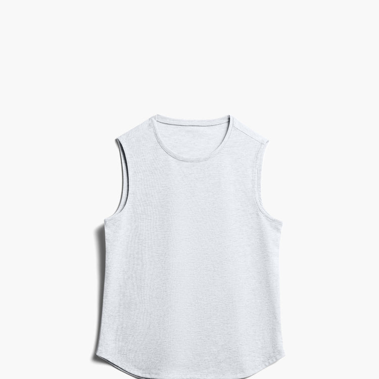 Women's Composite Merino Tank - Grey