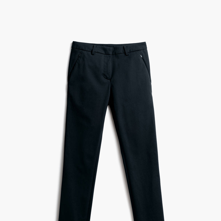 Women's Slim Kinetic Pants - Navy