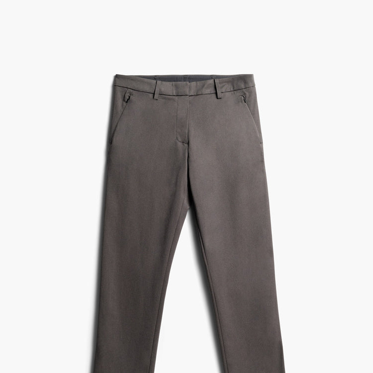 Women's Slim Kinetic Pants - Charcoal Heather