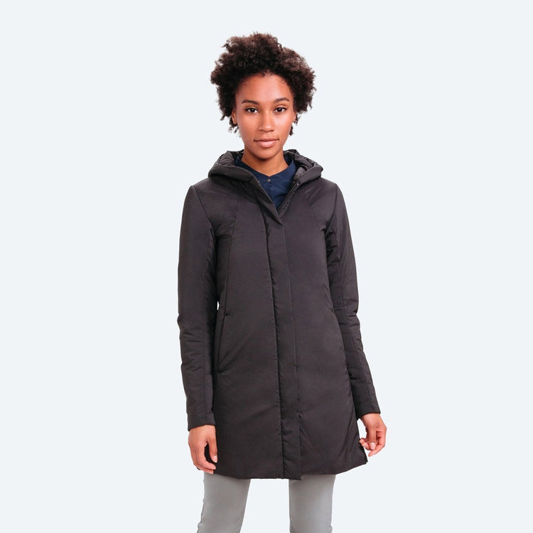 Aurora City Coat - Black