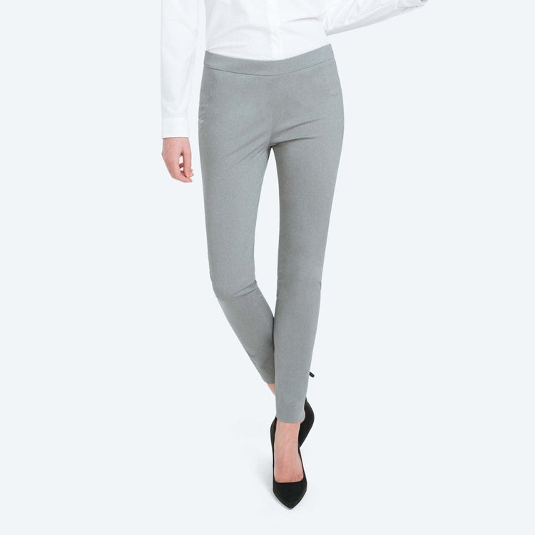 Women's Skinny Kinetic Pants - Grey Heather - Original Fit