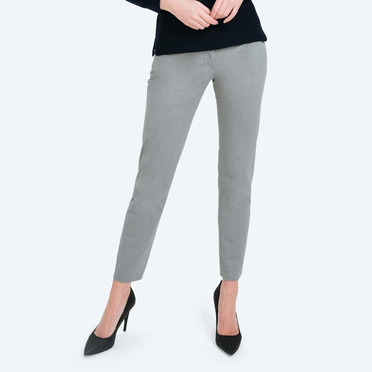 Women's Slim Kinetic Pants - Grey Heather