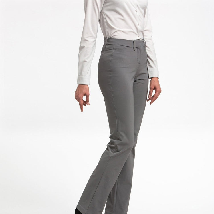 Structure Your Day Classic Leg Pant - Charcoal