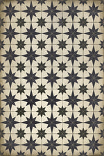 Vintage Vinyl Floorcloth