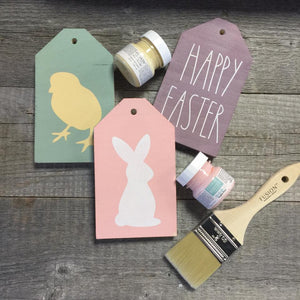 DIY Kit - Easter Wood Tags