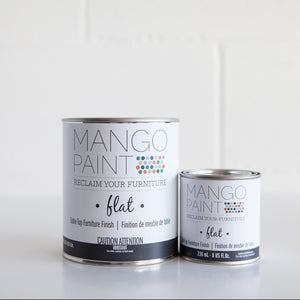Mango Paint Table Top Finish