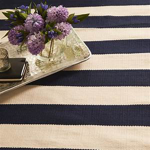 Dash & Albert Catamaran Stripe Rug