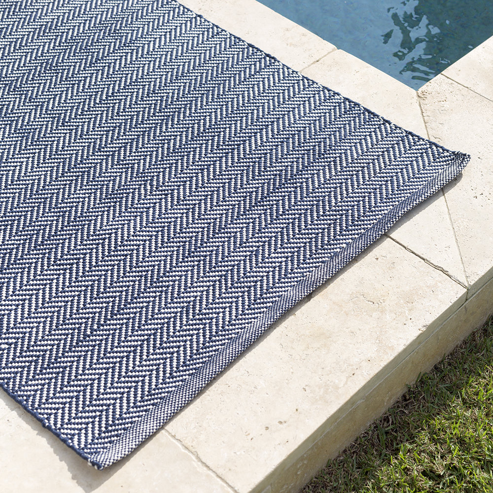 Dash & Albert Herringbone Rug