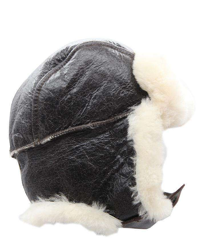Sheepskin Hat Bomber