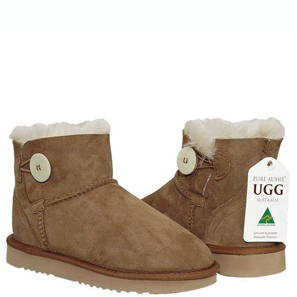 Button Boot  Ugg Boots Australia , Ugg Boots Melbourne, Australian Ugg Boots, Original Ugg Boots,  Sheepskin Ugg Boots