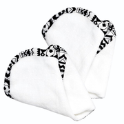 Gilly Goat Lush Wash Cloth Duo