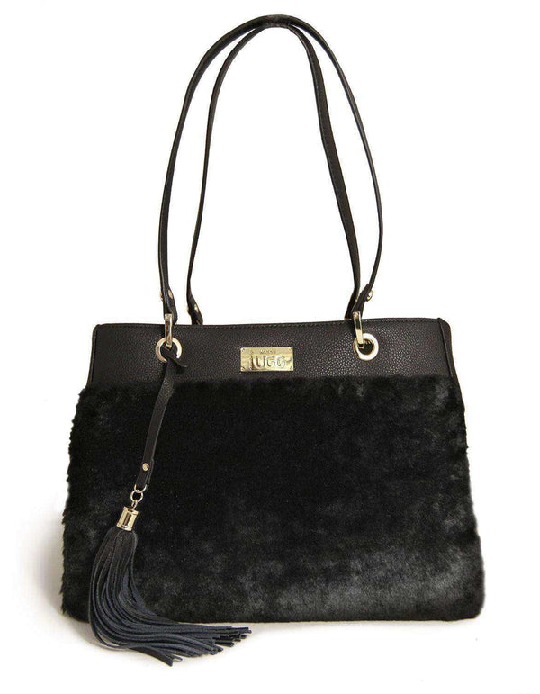 Sheepskin Tote Bag