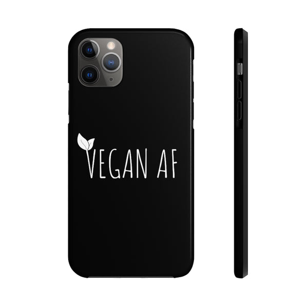 Vegan AF - iPhone Tough Phone Case - Livinry