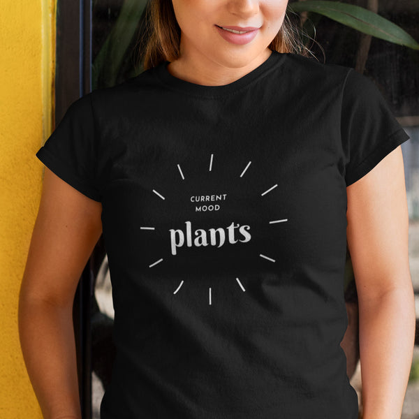Current Mood Plants Short-Sleeve Unisex T-Shirt - Livinry