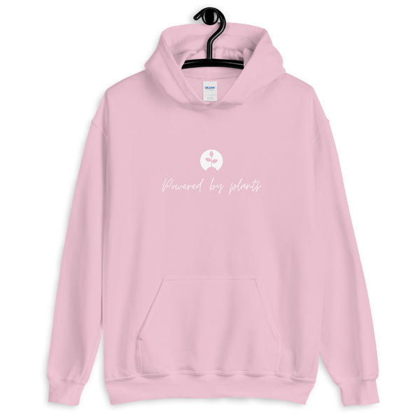 Powered By Plants Unisex Hoodie - Livinry