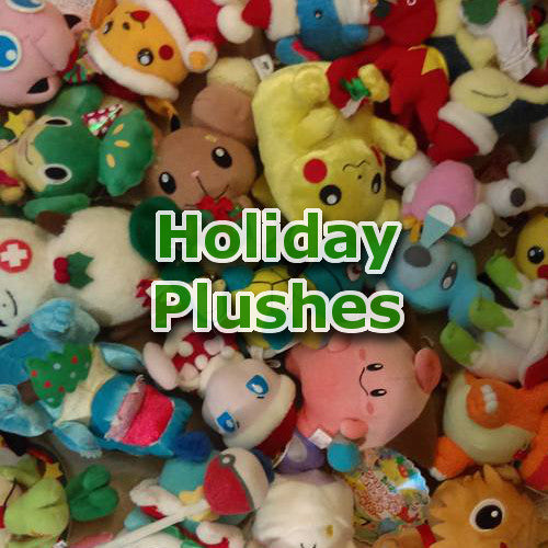 Holiday Plushes