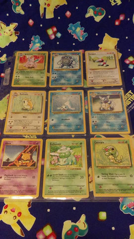 Complete Original Base Set 102/102